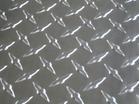 6060压花铝板 三条筋花纹铝板