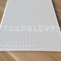直排孔鋁扣板 梅花孔鋁條板佛山工廠批發