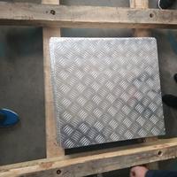 车用车底防滑板-五条筋花纹铝板