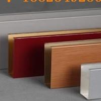 型材鋁方管-木紋鋁方管-外墻格柵鋁方管
