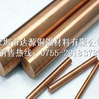 进口QBe1.9-0.1环保铍铜棒强度高
