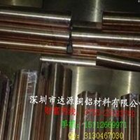 QBe2.0高硬度铍青铜棒耐磨性能强
