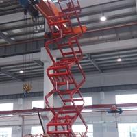 9米11米剪叉式高空作業平臺