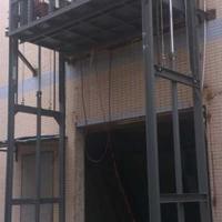 廠房簡易升降貨梯