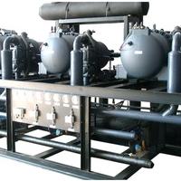 供应昆山冷冻机 100P大型螺杆冷冻机