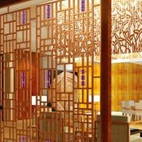 广州铝窗花厂家,铝花格定制