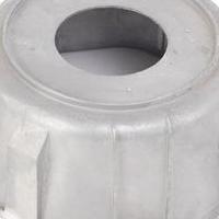 厂家定制锌铝合金保温杯垫片压铸件加工
