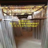 7075厚壁铝合金管,帐篷用7005铝管