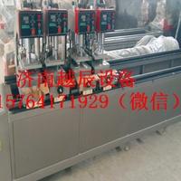 加工制作塑钢门窗机械有几台多少钱一套