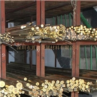 厂家直销H62无铅环保实心黄铜棒