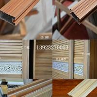 欧式定制铝合金衣柜推拉门平开门型材