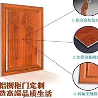 铝合金欧式橱柜门外框门材料