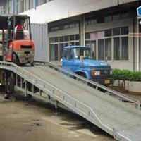 10吨登车桥 米泉市液压装卸升降台价格