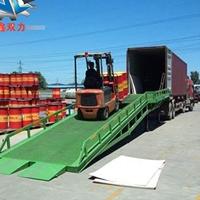 10吨移动登车桥 咸阳手动液压登车桥