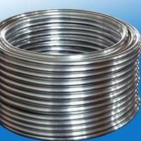 1100国标铝盘管 异形铝管来图定做