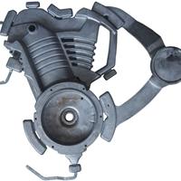 铝合金压铸分为低强度和高强度两种