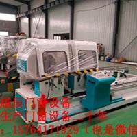 陜西渭南市中高檔斷橋鋁設備多少錢有幾臺