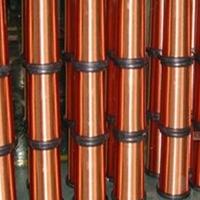 漆包圆铜线 聚酯亚胺180度高温线