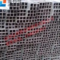供应6063铝方管,6米条现货