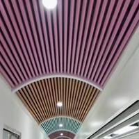 铝圆管天花吊顶价格-铝圆管吊顶生产厂家