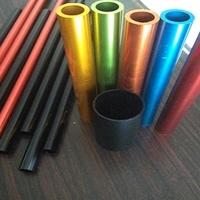 60636061彩色铝管 氧化上色效果好 不掉色
