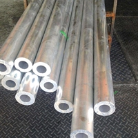 国标2024挤压铝管 2a12无缝铝管 精拉铝管