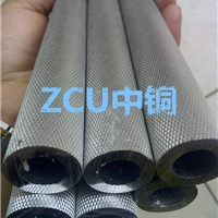 直紋拉花鋁管加工,6061網紋滾花鋁管廠家