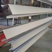 外墙铝型材 隔断铝型材 木纹U型铝方通