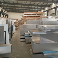 国标铝合金型材规格表 6061  铝排6061