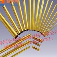 光亮H65黄铜薄壁管价格