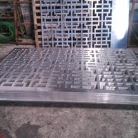 各种不同款式的雕刻镂空铝单板定制