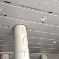 广汽传祺4S店展厅吊顶安装4S店天花厂家