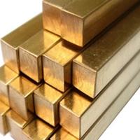 H63黄铜方棒,易切削黄铜棒规格齐全