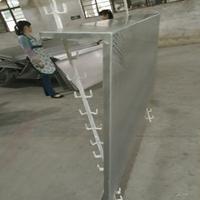 哪里有4S店柳叶孔镀锌钢板天花吊顶生产厂家
