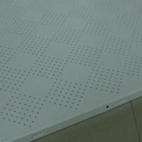 4S店微孔镀锌钢板天花吊顶生产厂家