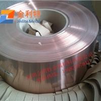 高硬度C17500铍青铜带欢迎选购