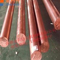 供应高导电T2紫铜圆棒