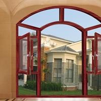 幕墙窗纱断桥一体铝合金门窗定制加盟代理