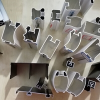衣柜移门铝材批发供应厂家