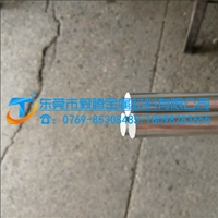 进口铝棒AlCuMg2空心铝棒
