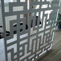 广州客户定制铝合金扶檐  镂空铝窗花