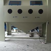 AH2020A-2双工位镀膜专用喷砂