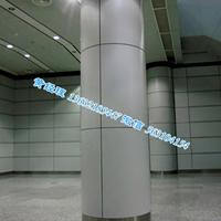 雨棚圆柱装饰铝单板建筑外墙氟碳铝单板方柱