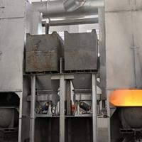 江苏全新冷热铝灰处理设备、时产1-2.5吨、