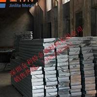 7075环保铝排  超硬合金铝排