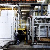 推杆式铝合金快速固溶炉铝轮毂T4热处理