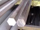 6061氧化易车六角铝棒