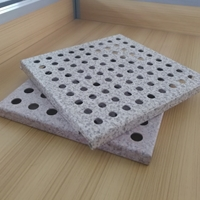石纹冲孔铝单板 铝扣板