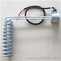 L型铁氟龙四氟管耐酸碱耐腐蚀电热加热管