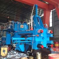 2000吨带预应力铝合金型材挤出机